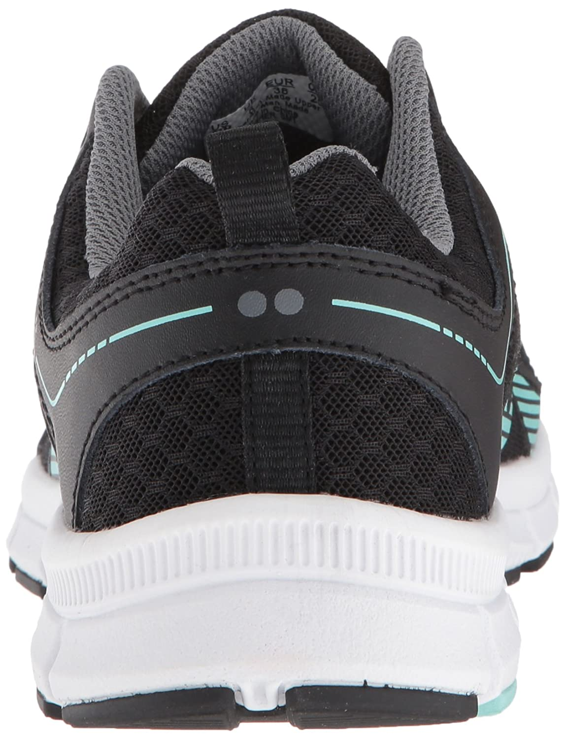 Ryka Women's Heather Cross Trainer B07C8FD96V 11 W US|Black/Mint