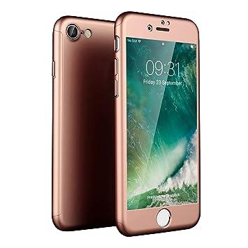 Olixar iPhone 7 móvil Tanque y Cristal - Carcasa de Cuerpo ...
