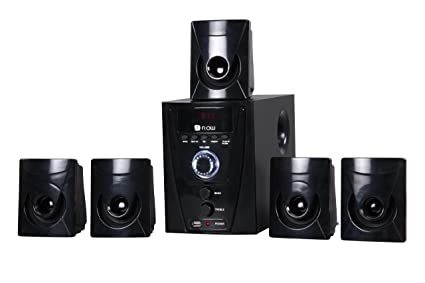 flow flash 5 1 channel home theatre system black price buy flow rh amazon in home theater box bedienungsanleitung home theater 4
