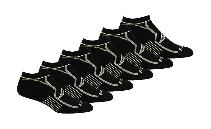 Saucony Men's Multi-Pack Bolt Socks
