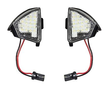 AutoLight24 TL-L-006 Led Iluminaci/ón de Matr/ícula