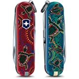 Victorinox Swiss Army Classic Sd Pocket Knife, Turtles Down Under