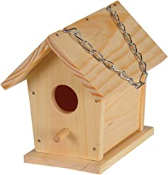 Toysmith Build A Birdhouse Building Kit