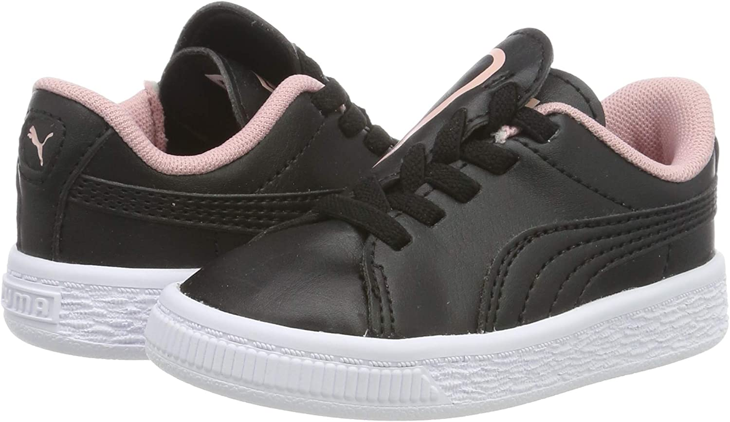 PUMA Basket Crush AC Inf, Fille: : Chaussures et Sacs