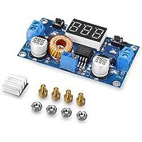 tinxi® 5A 75W DC convertidor DC Transformador Reductor
