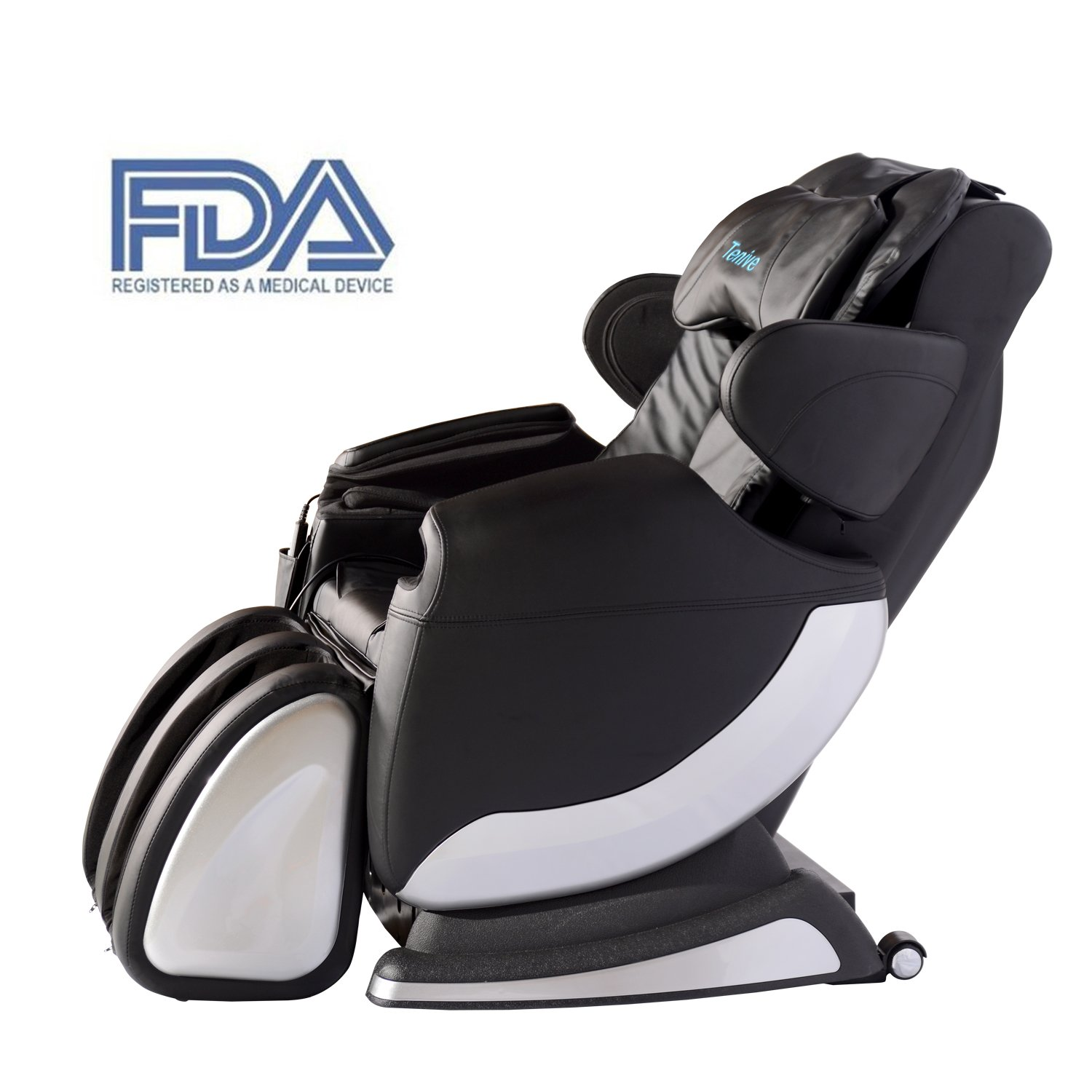 enive Full Body Zero Gravity Shiatsu Massage Chair with built Heating Therapy and Air Massage System