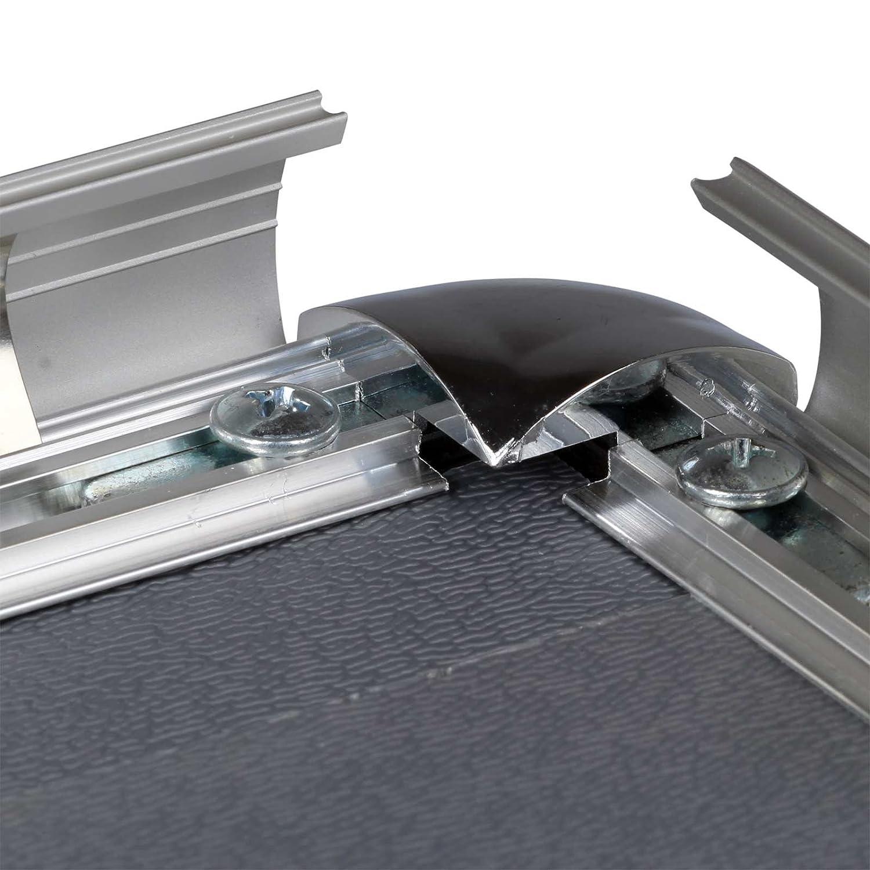 Druckspezialist 25mm Klapprahmen Plakatrahmen DIN A4 europäische ...
