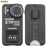 Godox XTR-16S 2.4G ワイヤレス X-システム リモコンフラッシュレシーバ VING V860 V850用