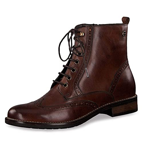Tamaris 25126-21, Women s Lace-Up Boots, Chukka Boot, Half Boots ... ace122aa4079