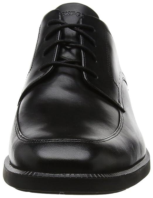 Dressports Modern Apron Toe, Oxford Homme, Noir (Black), 51.5 EURockport