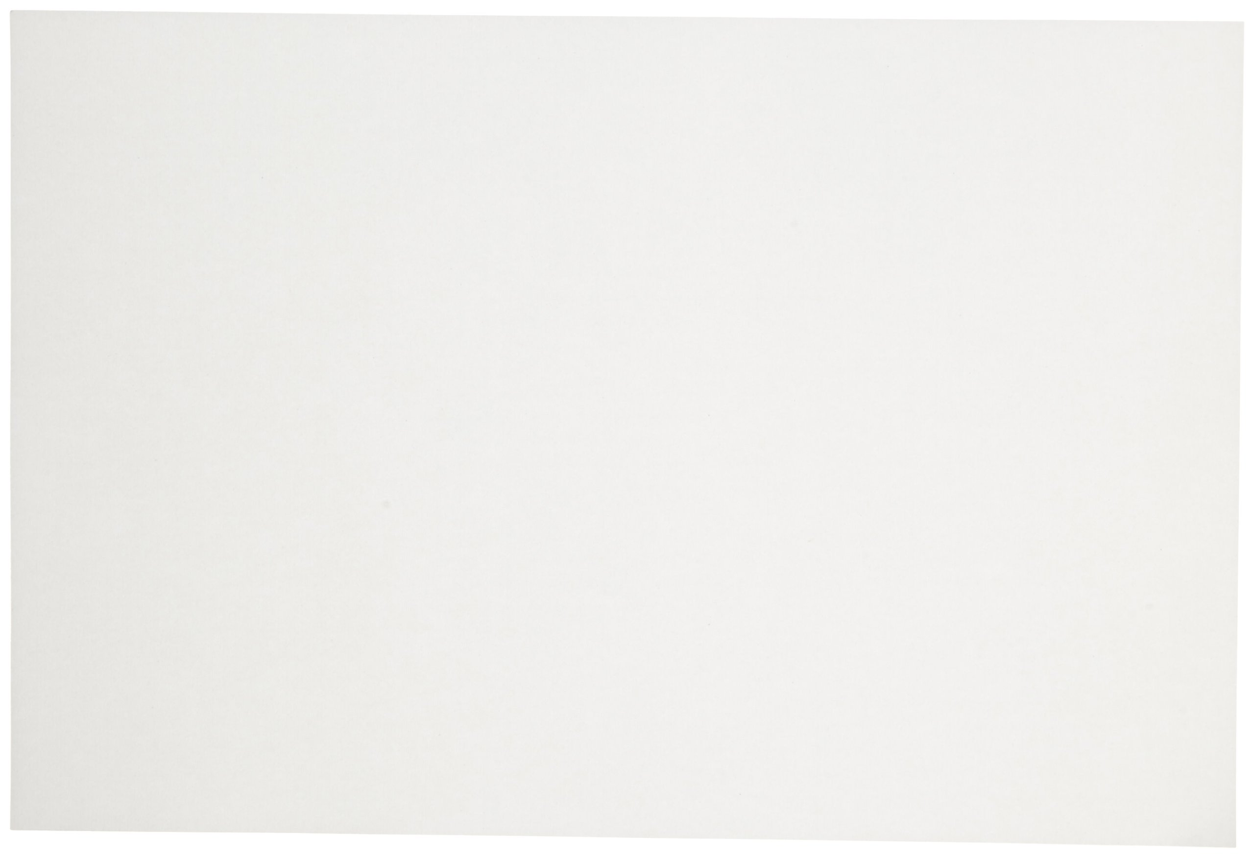 Sax Sulphite Drawing Paper, 90 lb, 12 x 18 Inches, Extra-White, Pack of 500
