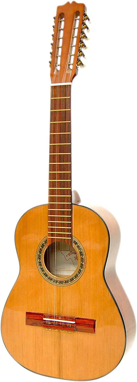 Paracho Elite Guitarra Tiple de Colombia 12 clásica guitarra ...