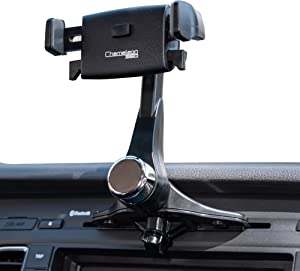 Chameleon 360 Easy One Touch Long Arm 360 Degrees CD Slot Car Phone Holder for iPhone 11/11Pro/11Pro Max/Xs MAX/XR/XS/X/8/8Plus, Galaxy S10/S10+/S10e/S9/S9+/N9/S8