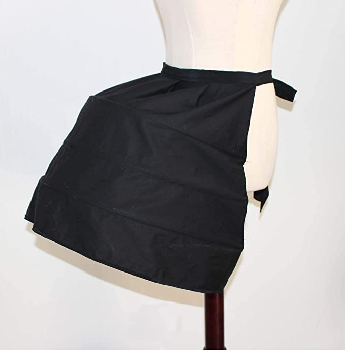 Steampunk Costumes, Outfits for Women MAYSONG Womens Victorian Hoop Skirt Bustle Petticoat $19.99 AT vintagedancer.com