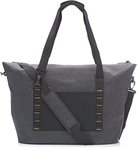 PacSafe Pacsafe Dry 36L anti-theft beach bag Travel Tote, 63 cm, 36 liters, Grey Charcoal 104