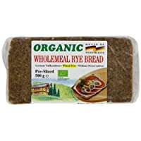 House OfWestphaliaOrganic Wholemeal Rye Bread, 500g