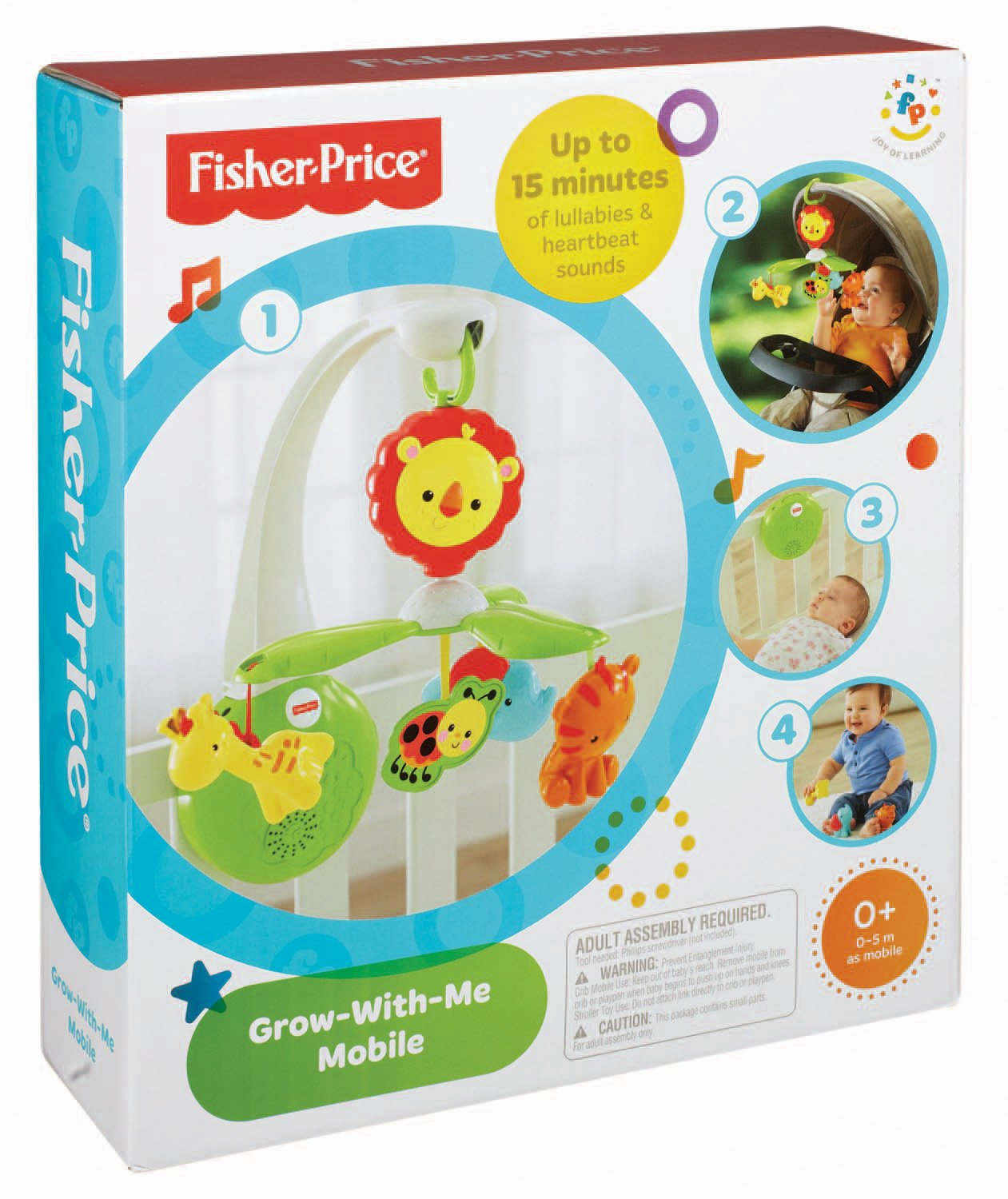 Fisher-Price Grow with Me Mobile Y6599