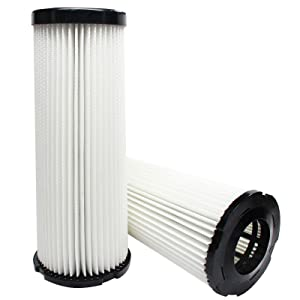 UpStart Battery 2-Pack Replacement for Dirt Devil 2-JC0280-000 Vacuum HEPA Filter - Compatible with Dirt Devil 3JC0280000, F1 HEPA Filter