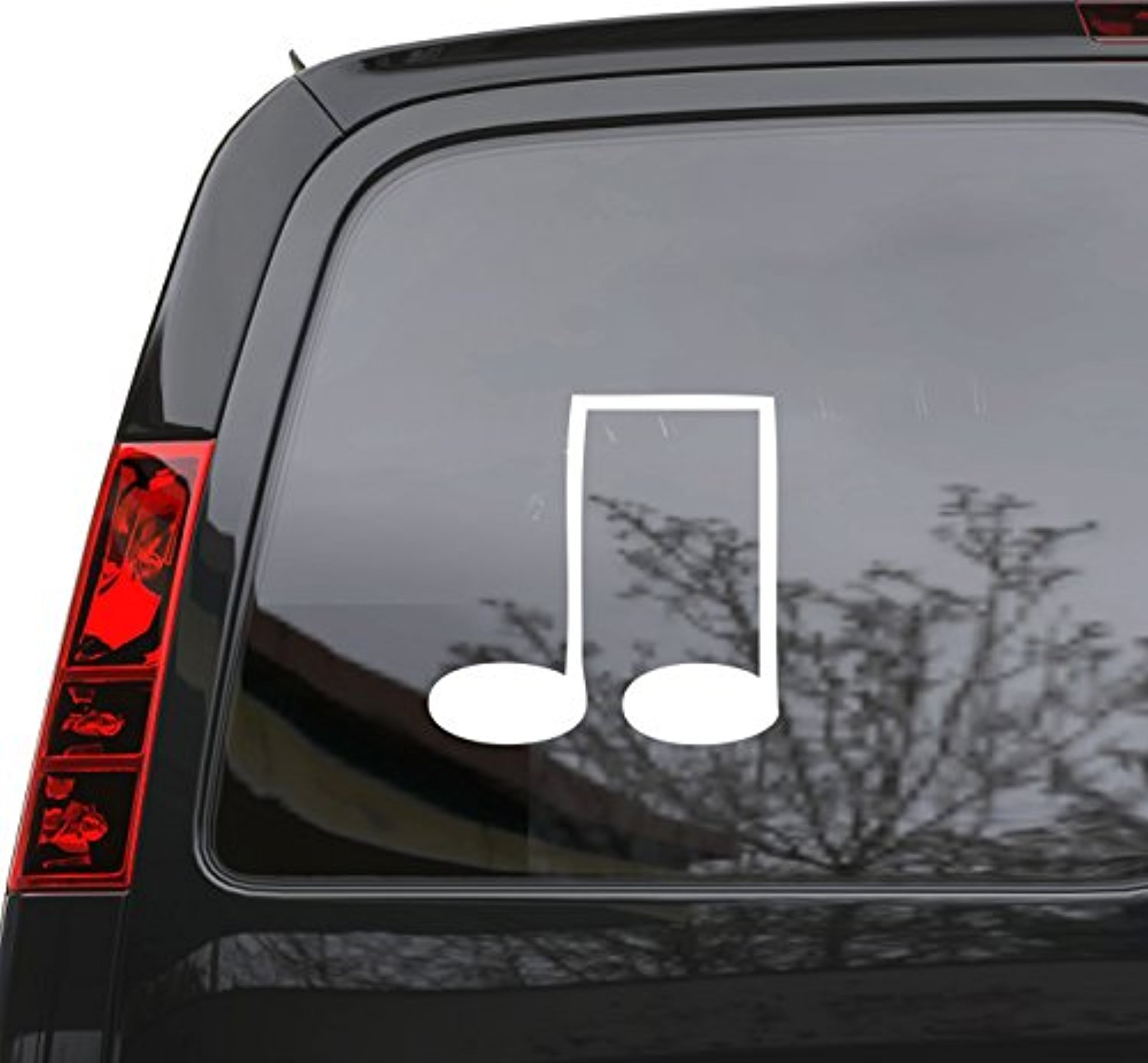 Amazon com art of decals amazing home decor auto car sticker decal musical notes music school teacher laptop window 5 by 5 n933cmade in the usa