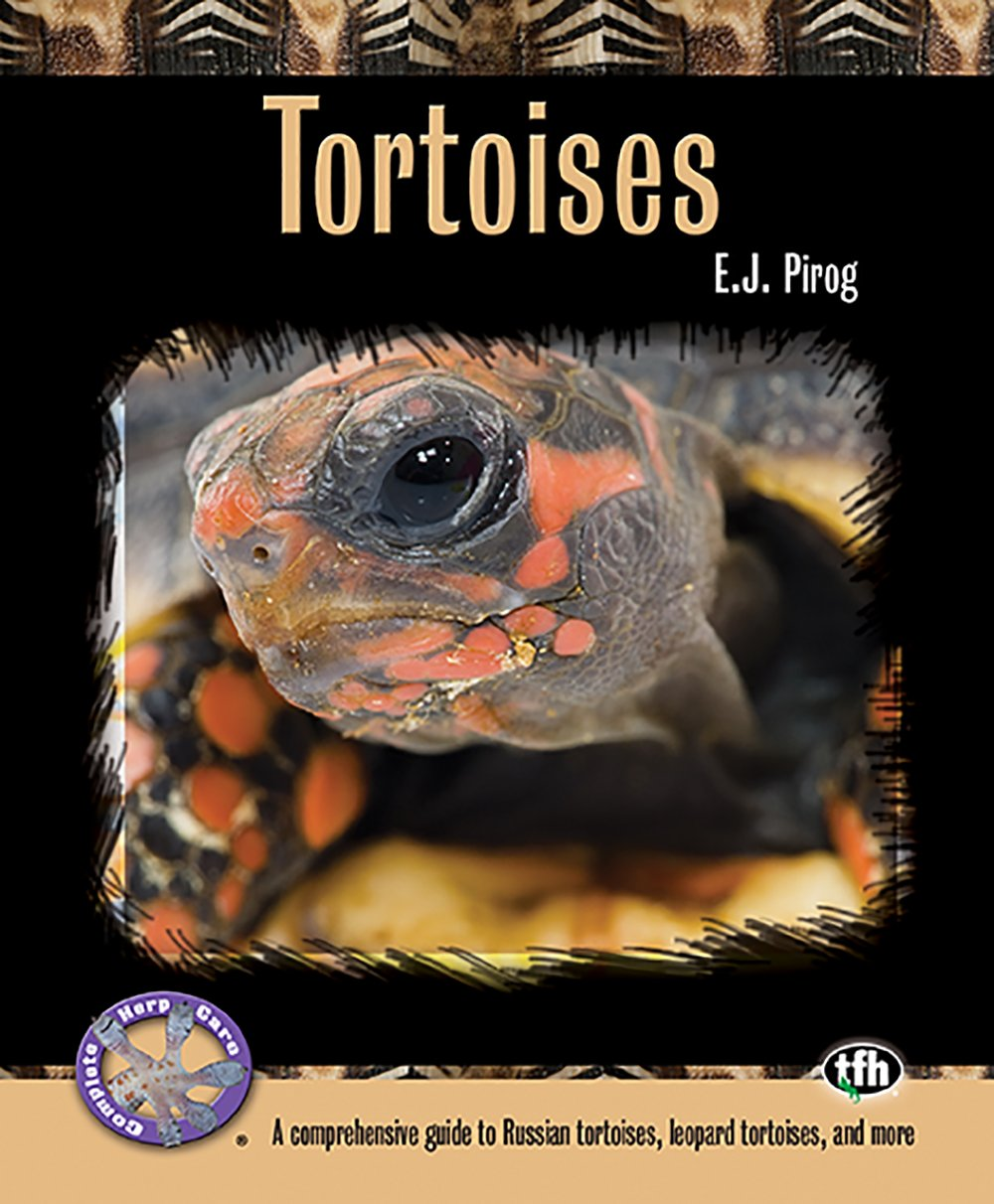 Tortoises: A Comprehensive Guide to Russian Tortoises, Leopard Tortoises, and more (Complete Herp Care) PDF