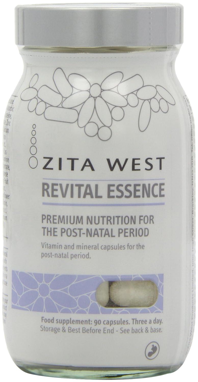 Zita West Revital Essence - Pastillas antioxidantes para fortalecer el sistema inmunológico (90 grajeas): Amazon.es: Salud y cuidado personal