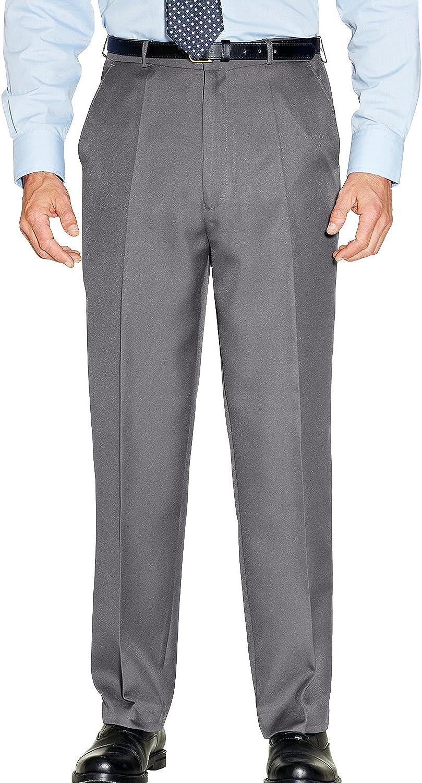 Chums Pantalones El/ásticos Formales De Calidad para Hombre