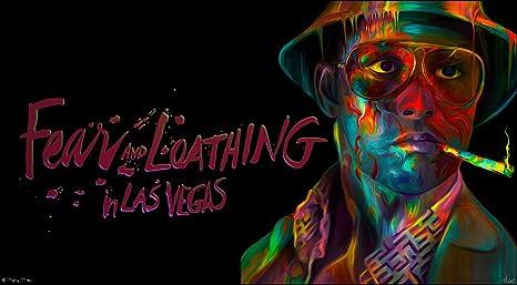Posterhouzz Movie Fear And Loathing In Las Vegas Trippy