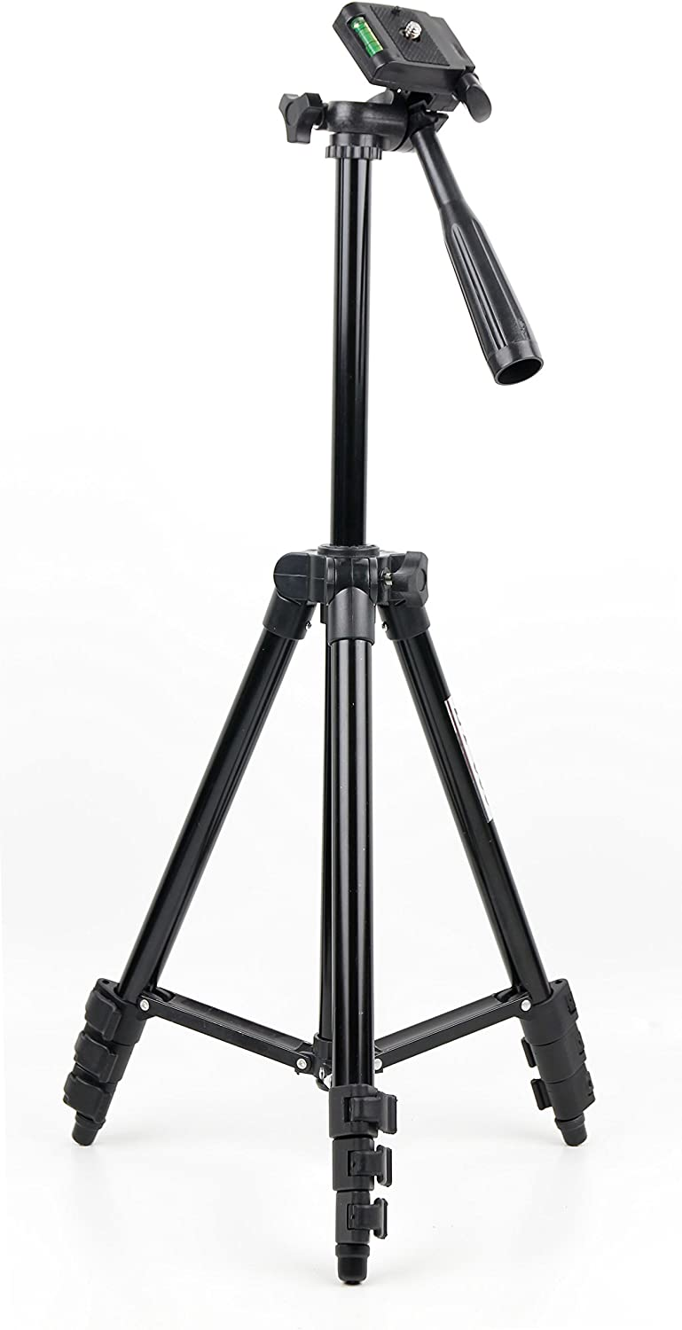 Compatible with Panasonic Lumix DMC-TZ70EB-K DMC-TZ70EB-S Camera DURAGADGET Generic 1m Extendable Portable Tripod with Screw Mount