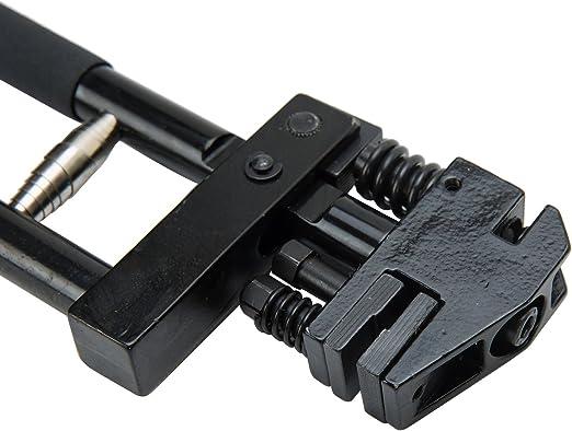 Tenazas Perforadora de Hojalata carrocer/ía Alicate para crimpar sacabocados FreeTec/ /2/en 1//ø5/mm combinado
