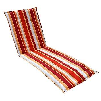 HVI GENF A821-2 Cojines para tumbonas y sillas de jardín ...