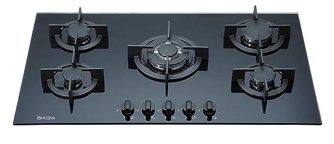 Saga Elegans x951-b placas de horno de cristal templado con ...