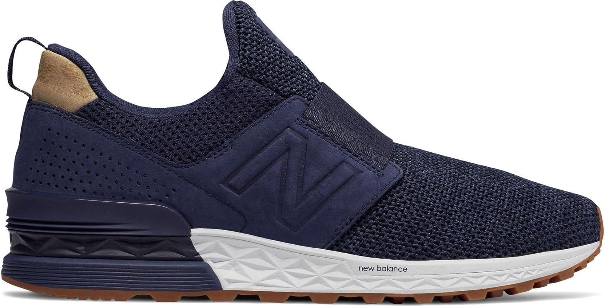 new balance 574s blu