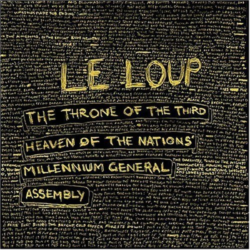 Throne of the Third Heaven of by Le Loup (2007-09-11)