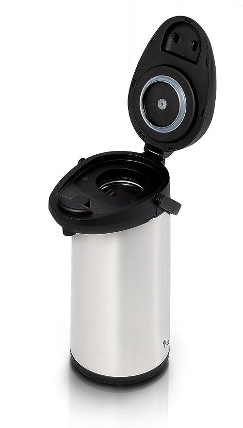 Kenley 5 litros bomba acción Airpot Frasco Thermos Drink Dispenser – Catering vacío aislante aire Pot
