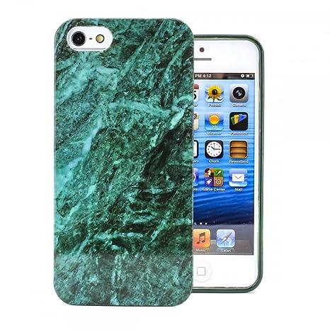 b8e2b7c2a18 COOVY® Funda para Apple iPhone 5 / 5s / SE de Silicona TPU Ultrafina ...