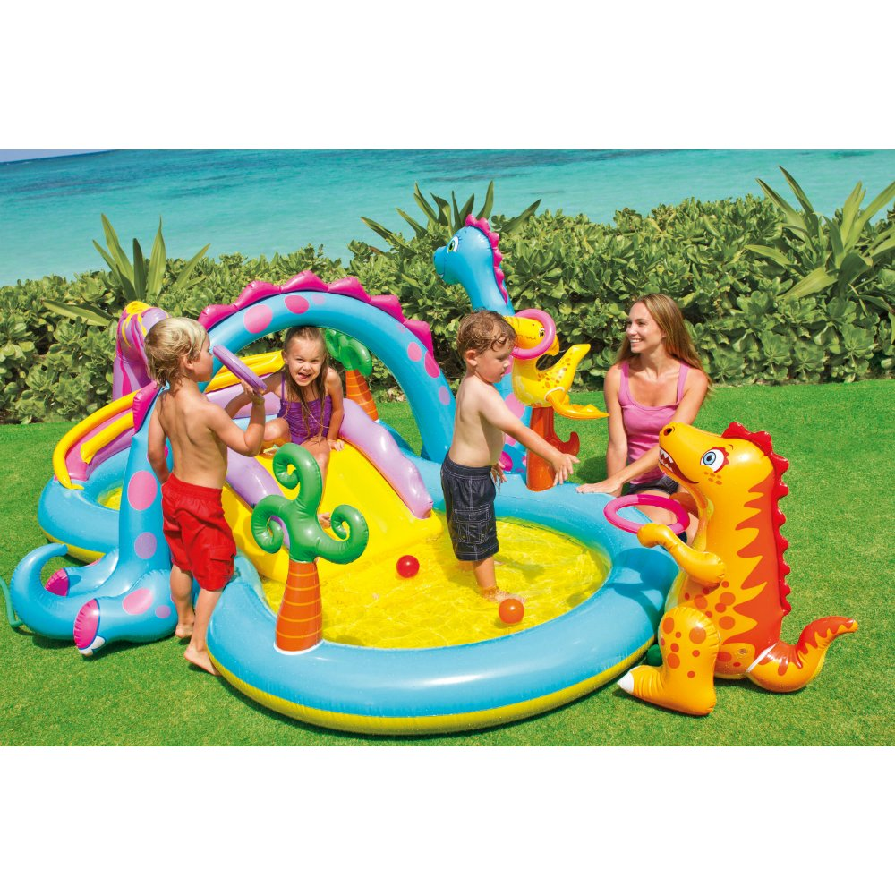 Intex Inflatable Play Center