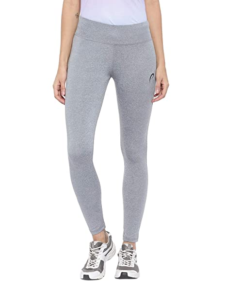 91f881fdca055 Proline Active Women Light grey Leggings: Amazon.in: Clothing ...