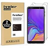 iVoler [2 Pack] Vetro Temperato Compatibile con Samsung Galaxy A7 2018 [Garanzia a Vita], Pellicola Protettiva, Protezione per Schermo