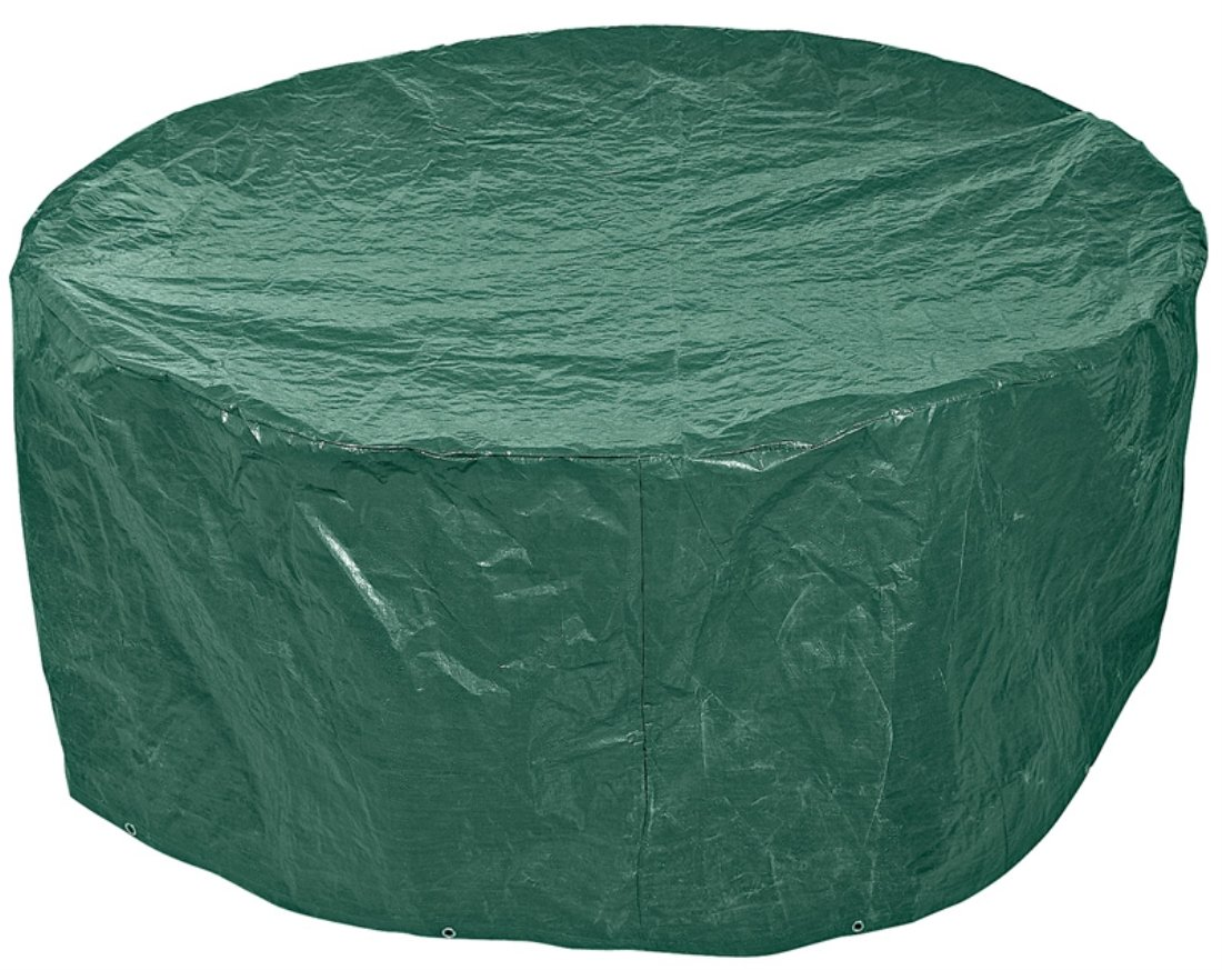 Draper 1900 mm x 800 mm Circular Patio Set Cover Draper Tools 76232