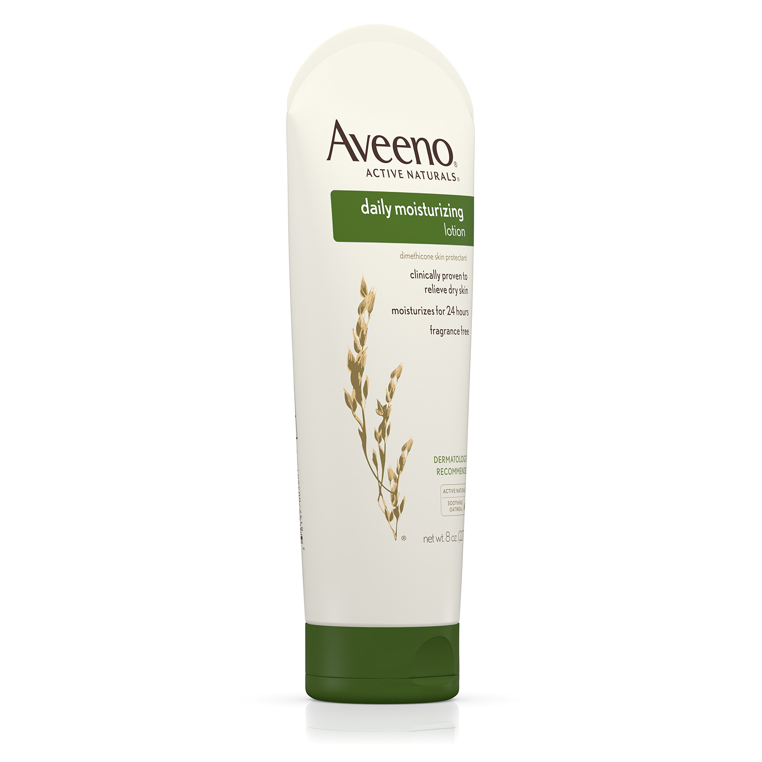 Aveeno Daily Moisturizing Lotion To Relieve Dry Skin, 8 Fl. Oz