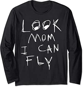 Travis Scott Astroworld awesomeLook Mom I Can Fly tee-shirt