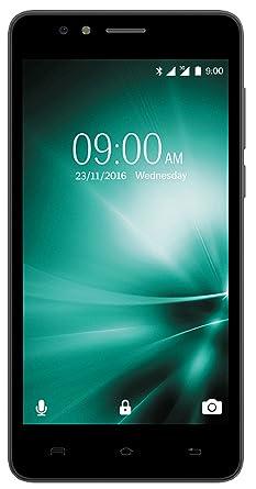 Lava A73  Dark Grey, 8 GB  Smartphones