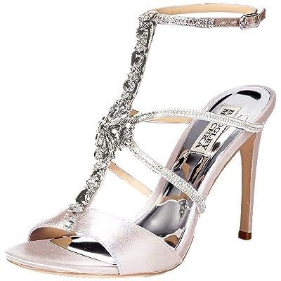 Badgley Mischka Women's Faye Heeled Sandal: Shoes