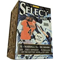$34 » 2020 Panini Select Baseball BLASTER box (12 cards)