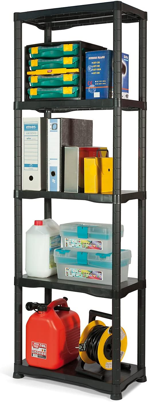 Tayg 635 Kit estanter/ía pl/ástico