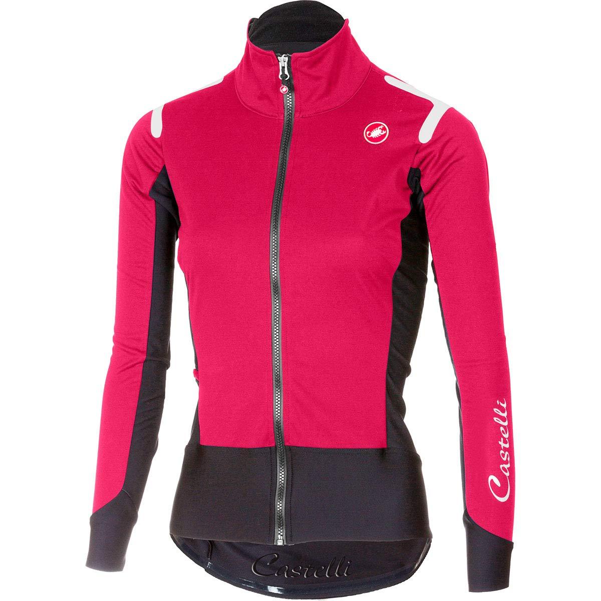 A17539 Castelli 2017 Womens Alpha Ros Long Sleeve Cycling Jersey
