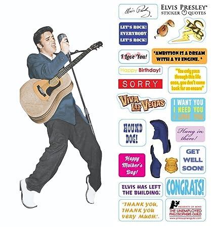 Amazon Elvis Presley Quotable Notable