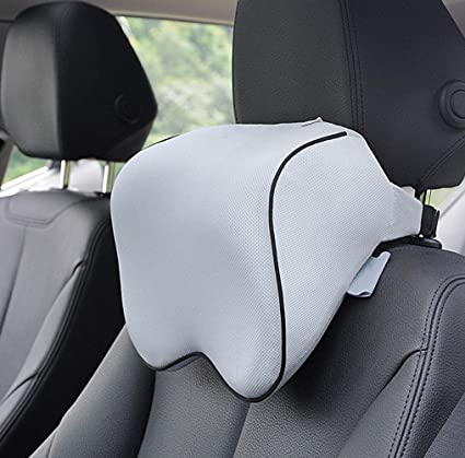 MQ & YH Coche de espuma de memoria almohada de cuello para viaje – mejor de