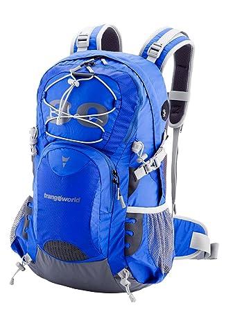 Trangoworld Mochila Klan 30 UU, Unisex, Azul Royal, 36x24x45 cm (W x H x L): Amazon.es: Deportes y aire libre