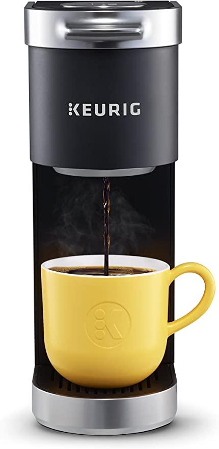 Keurig K-Mini Plus Cafetera K-CUP de una sola porción, con ...